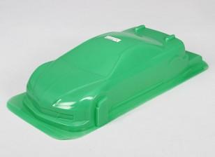 CR 1/10-6R Тело Shell ж / Переводные картинки (зеленый)