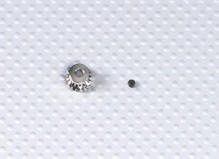 17T / 3.175mm 48 Pitch сталь шестерней
