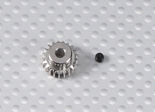 21T / 3.175mm 48 Pitch сталь шестерней