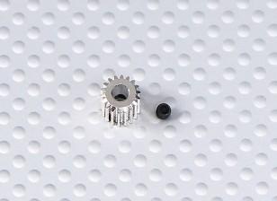 18T / 3.175mm 64 Pitch сталь шестерней