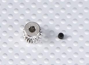 22T / 3.175mm 64 Pitch сталь шестерней