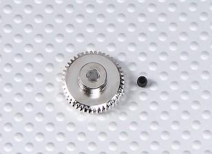 35T / 3.175mm 64 Pitch сталь шестерней