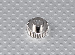 36T / 3.175mm 64 Pitch сталь шестерней
