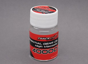 Trackstar Силиконовые Diff масло (высокой вязкости) 40000cSt (50 мл)