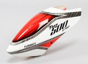 Turnigy High-End Стекловолокно Canopy для Trex 500 Pro