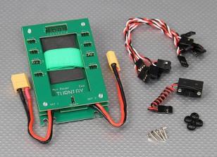 Turnigy Дистрибьютор Минимальная мощность Eco (зеленый)