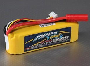ZIPPY Компактный 2450mAh 3S 35C Lipo обновления