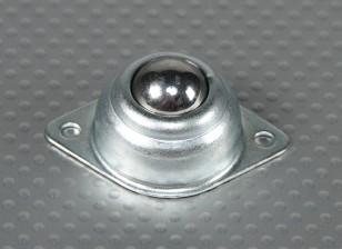 49x20x32mm стали бал Omni колеса