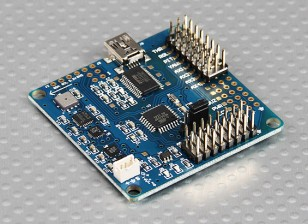 MultiWii 328P Полет управления ж / FTDI и DSM2 Комп. порт