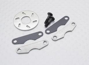Тормозной диск Set - 1/16 Turnigy 4WD Nitro Гонки Багги, A3011