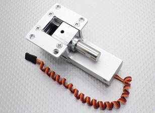 Все металлы Servoless 90 градусов Отвод для больших моделей (10 ~ 12кг) W / 10мм Pin