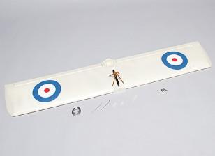 Pioneer 1020мм - Замена основного крыла