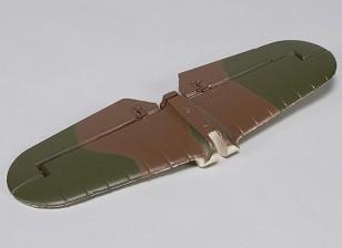 Hawker Hurricane Mk IIB 1000мм - Замена горизонтального стабилизатора