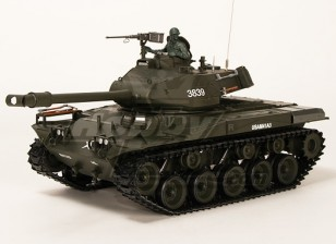 US-M41A3 Walker Bulldog Light RC Танк РТР ж / Airsoft & Tx