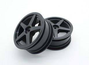 Токсичные Nitro - Передние колеса