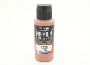 Вальехо Премиум Цвет Акриловые краски - Медь (60мл)