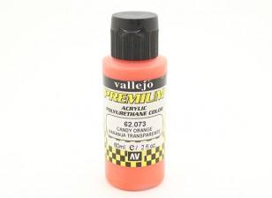 Вальехо Премиум Цвет Акриловые краски - Конфеты Оранжевый (60мл)