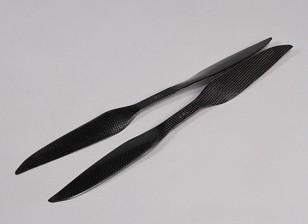 Мультикоптер углеродного волокна для DJI S800 Propeller 16x4 Black (CW / CCW) (2 шт)