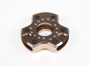 Turnigy 3 лезвия Радиальная Пропеллер концентратор для 9014 Multi-Мотор ротора