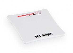 Погружение Fatshark SpiroNET CP Patch 5.8GHz антенны (SMA) 13dBi Gain