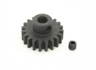20T / 5мм M1 закаленная сталь шестерней (1шт)