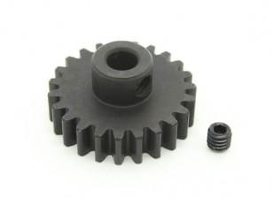 23T / 5мм M1 закаленная сталь шестерней (1шт)