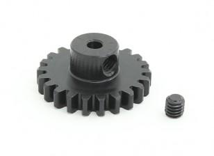15T / 3.175mm M1 закаленная сталь шестерней (1шт)