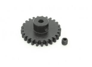 25T / 3.175mm M1 закаленная сталь шестерней (1шт)