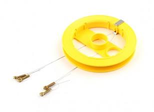 Sulllivan Изделия из нержавеющей стали 7 Strand Control Line Wire .008, 2 х 26 футов