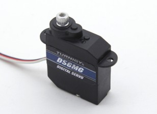 Turnigy ™ TGY-D56MG Coreless DS / MG HV Серводвигатели 1,2кг / 0.10sec / 5.6g