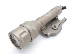 Ночь Evolution M620V Tactical Light (Tan, полная версия)