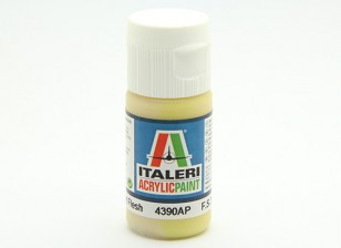 Italeri Акриловая краска - Flat Light Flesh