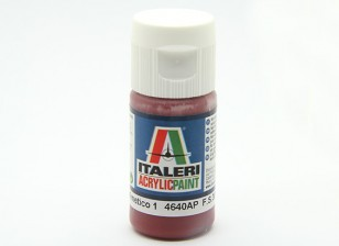 Italeri Акриловая краска - Плоский Marrone Mimetico 1