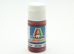 Italeri Акриловая краска - Flat Руст