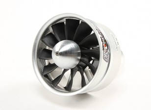 Доктор Mad Thrust 90мм 12 Лезвие сплава EDF 700kv - 3800W (12S)