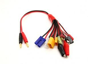 10 в 1 Multi зарядной клеммной колодки комплект адаптеров (1шт)