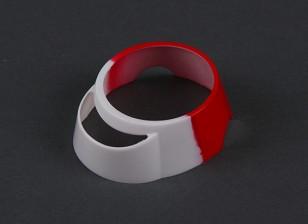 Durafly ™ EFX Racer - Замена клобук (красный)