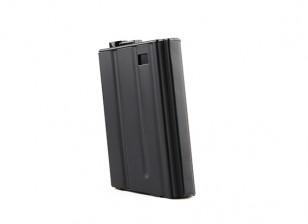 King Arms 190rounds металлические журналы для серии Marui AEG M16VN (черный)