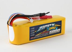 ZIPPY Компактный 5800mAh 4с 60c Lipo обновления
