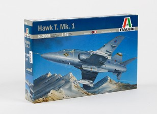 Italeri 1/48 Scale Hawk T.MK 1 Plastic Model Kit