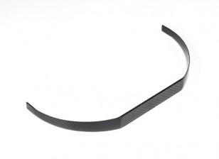 Углеродное волокно Шасси для дополнительной 300 (30cc)