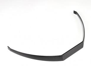 Углеродное волокно Шасси для дополнительной 300 (80cc)