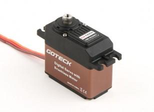 Goteck HB1623S HV Цифровой Бесщеточный MG High Torque STD Servo 16кг / 0.10sec / 53g
