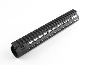 Dytac Bravo Rail 10 дюймов для Токио Marui профиля (M31.8 / P1.5, черный)