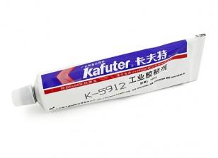 Kafuter K-5912 Промышленная прочность Многоцелевой клей (черный)