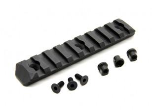 PTS Enhanced Рельсовые Раздел Keymod 9 Слоты (черный)