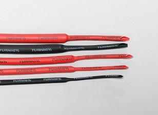 Turnigy 0.8mm термоусадочная трубка - красный (1mtr)