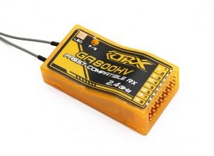 OrangeRx GA800HV Futaba FASST Совместимость 8-канальный приемник 2.4Ghz