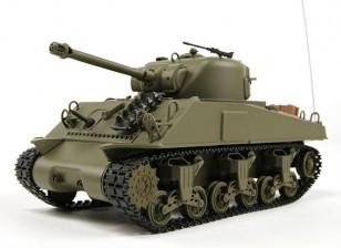 США M4A3 Sherman Medium RC Танк РТР ж / Tx (Склад ЕС)