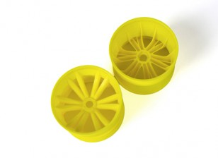BSR Beserker 1/8 Truggy - Rim (желтый) (1 пара) 817251-Y